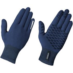 GripGrab Primavera II Rękawiczki Merino, niebieski